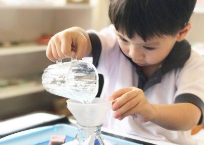 Kindergarten Practical Life