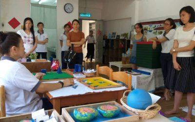 What is Montessori Elementary School programme?