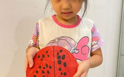 The important of Art in Child's Development